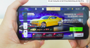 REALME 5 PRO VS ASPHALT 9: LEGENDS – TEST GAME